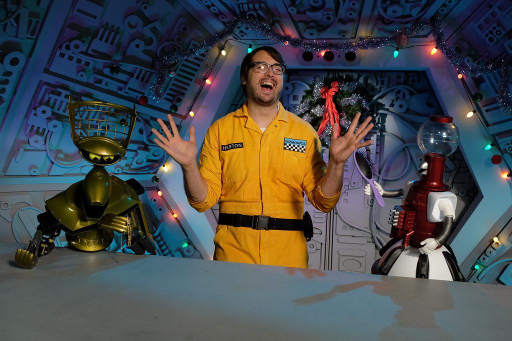Bingeworthy: Joel Hodgson revives 'Mystery Science Theater' on