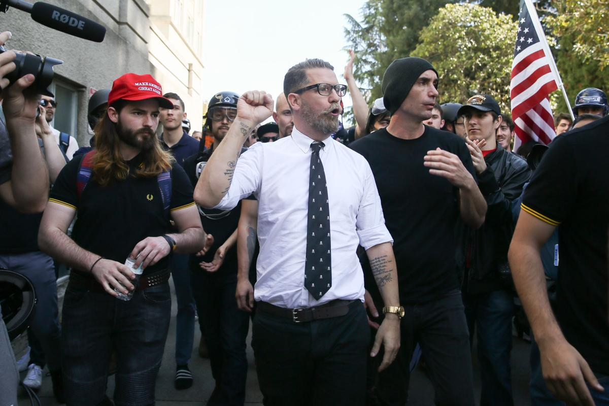 Controversial Proud Boys Embrace Western Values Reject Feminism