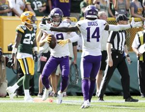 In Kirk Cousins, Packers met a Vikings QB who could match Aaron Rodgers for a change