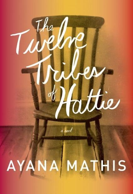 """The Twelve Tribes of Hattie"" book cover"