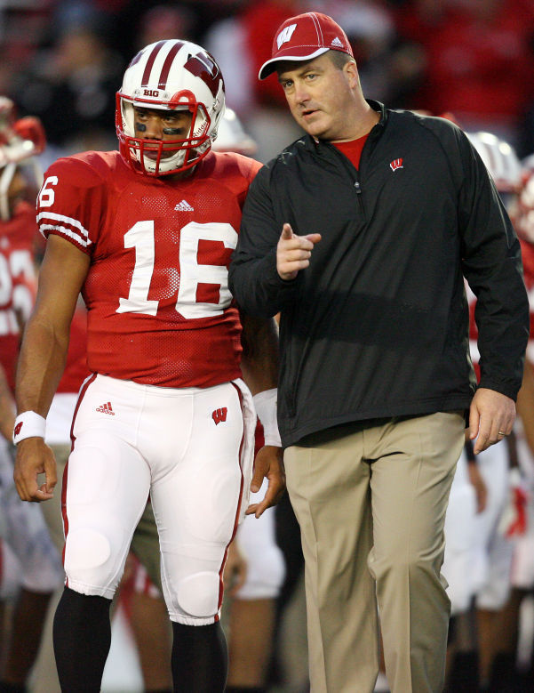 sneakers for cheap e3f24 c60c6 Badgers football: Paul Chryst through the years | College ...