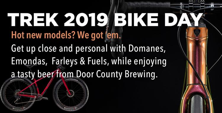 Trek 2019 Bike Day