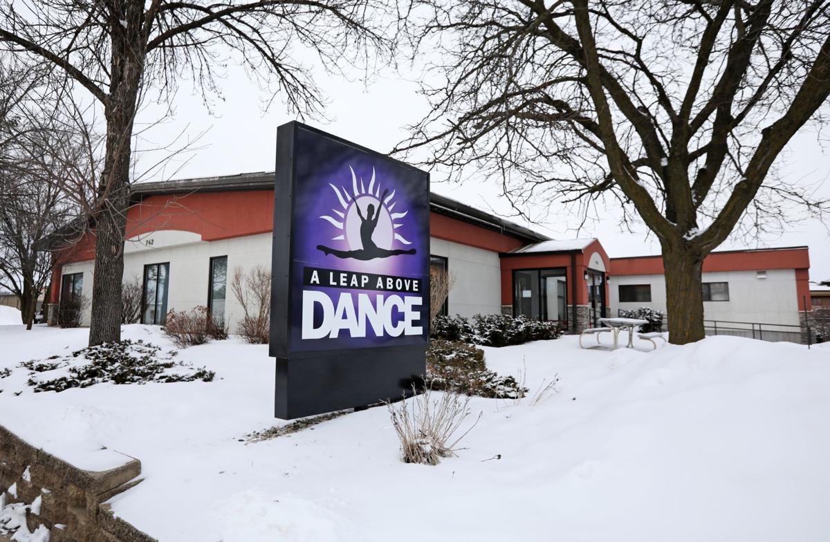 A Leap Above Dane studio in Oregon, Wisconsin