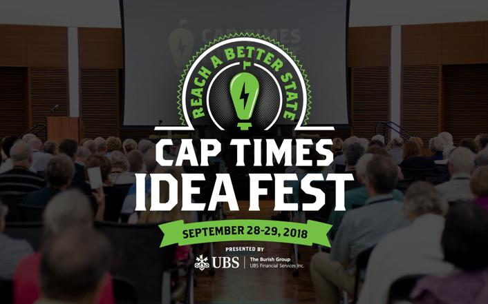 Cap Times Idea Fest tickets are on sale today — get yours now!