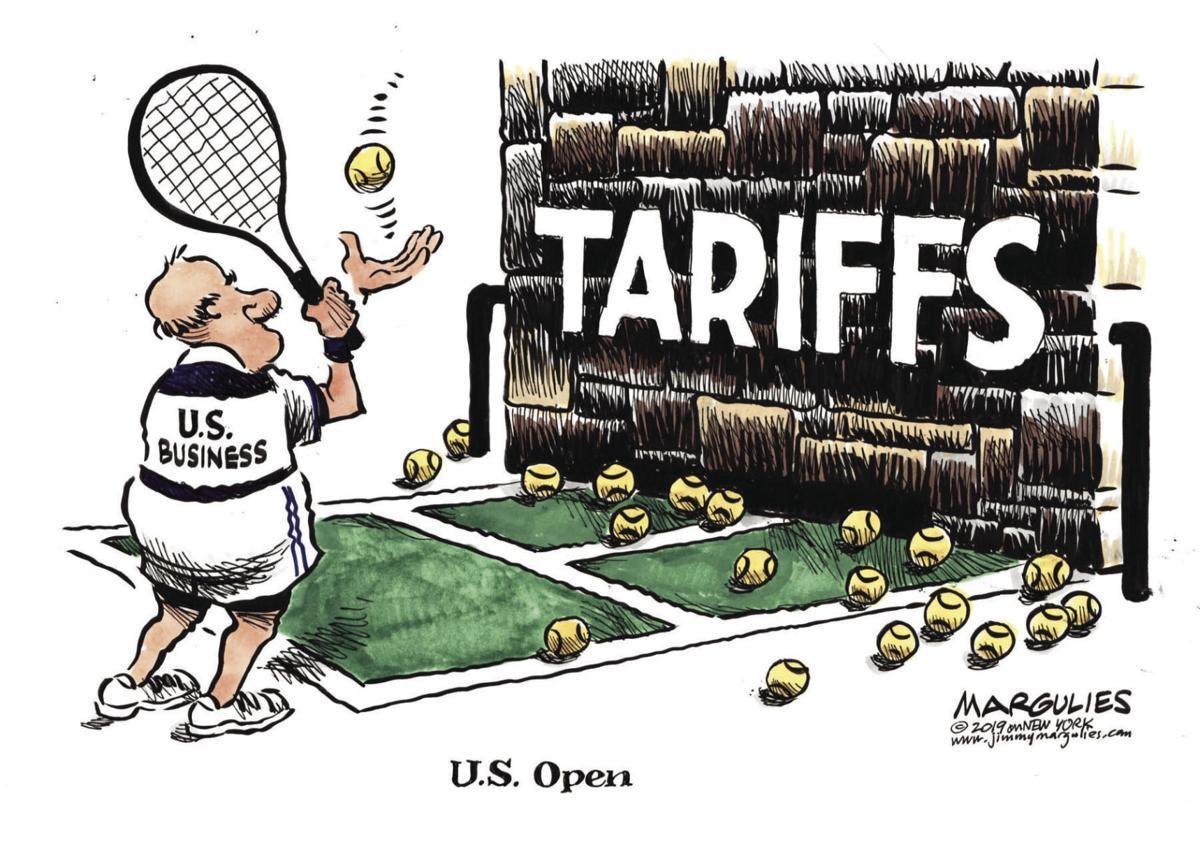 Editorial cartoon (9/6/2019)
