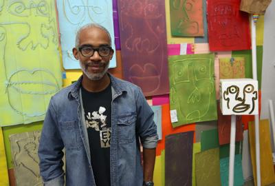 Make a face: Anwar Floyd-Pruitt