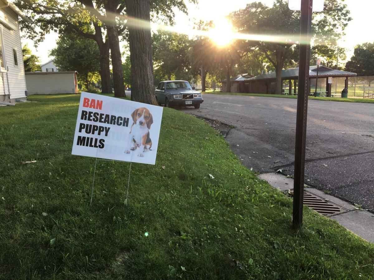 Spring Green residents, activists opposed to animal research