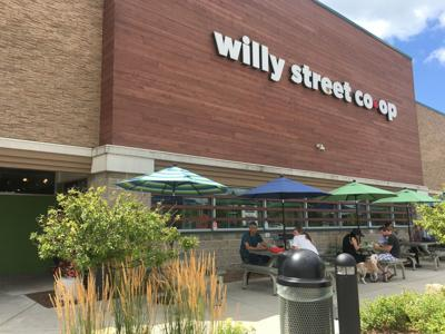 Willy Street Co-op delivery