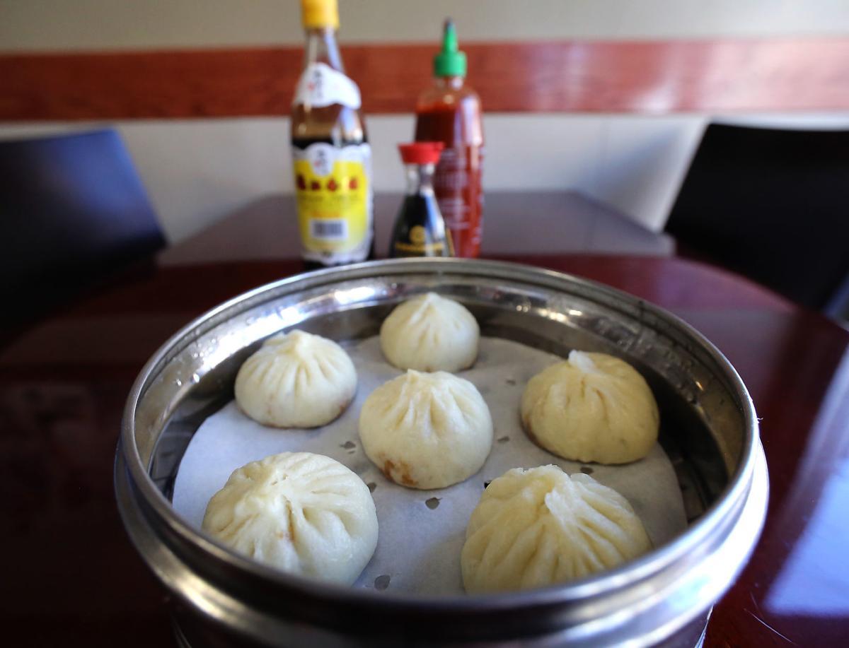 Chen's Dumpling House xiaolongbao