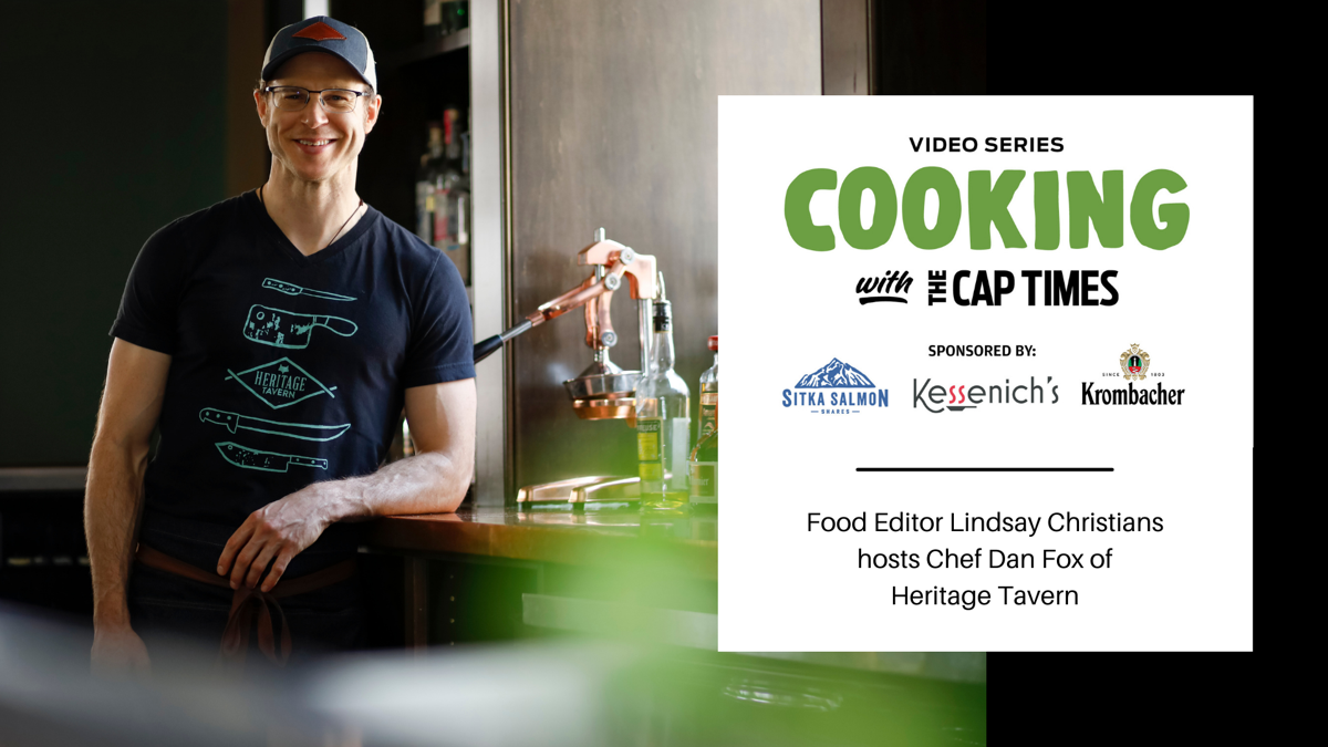 Cooking with the Cap Times featuring Dan Fox (updated)