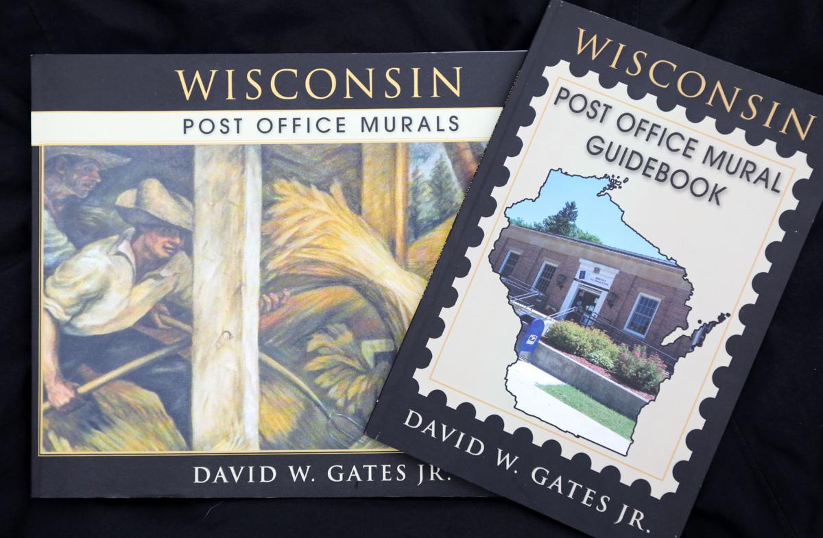Post Office Murals Book