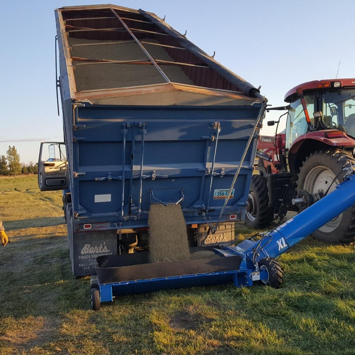 State farmers showing strong interest in growing industrial