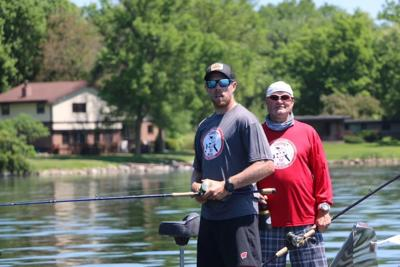 Pavelski fishing photo