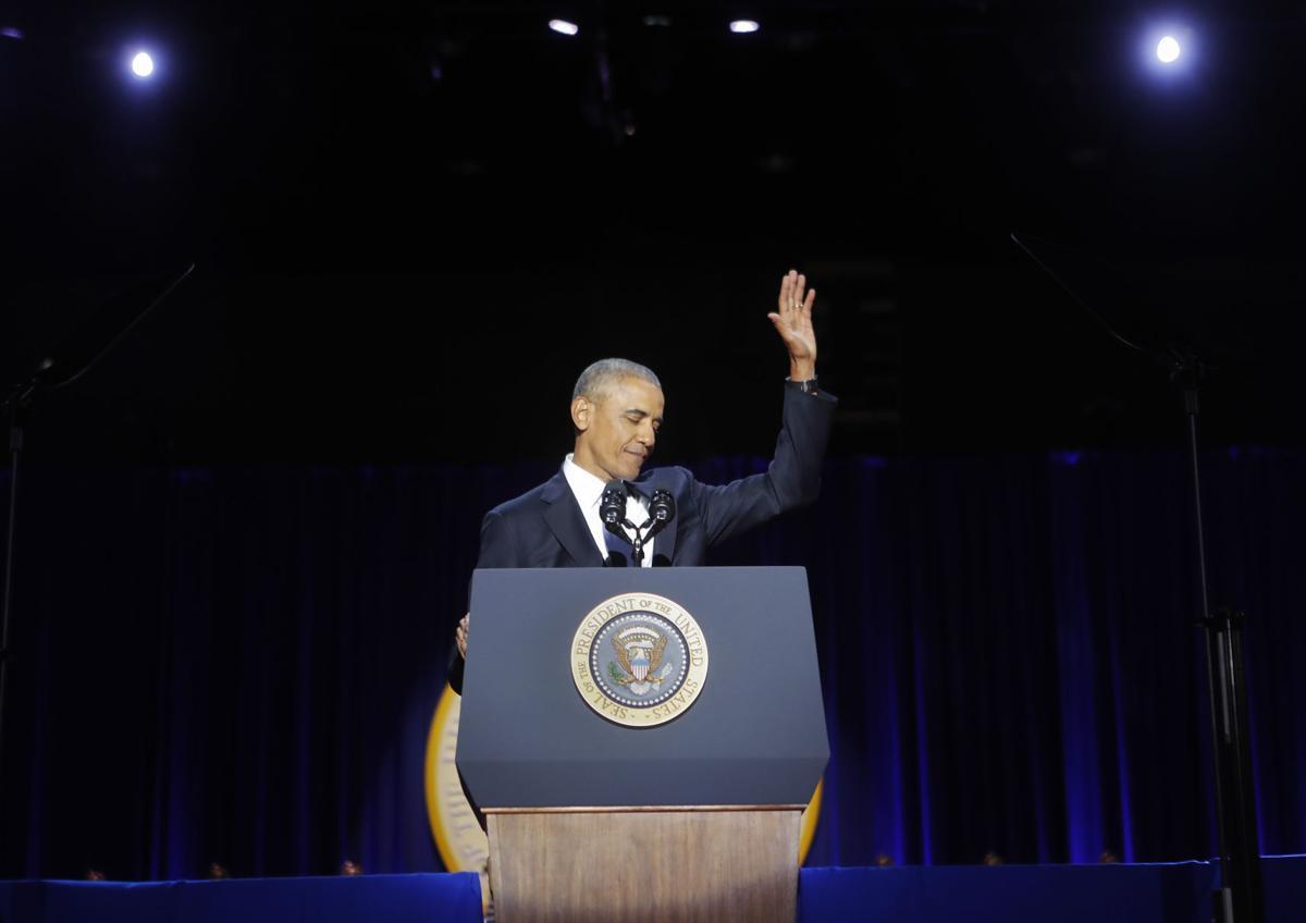 Barack Obama farewell speech (Fanlund column)