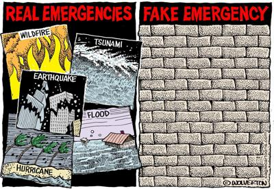 ANOTHER VIEW | MONTE WOLVERTON, CAGLE CARTOON