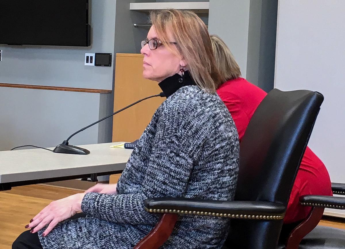 Rhonda Reese in court