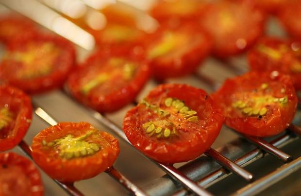 Tomato candy
