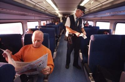 Amtrak from Milwaukee to Chicago