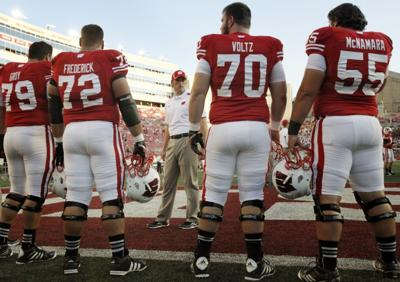 Badgers football vs. Texas-El Paso, Bart Miller