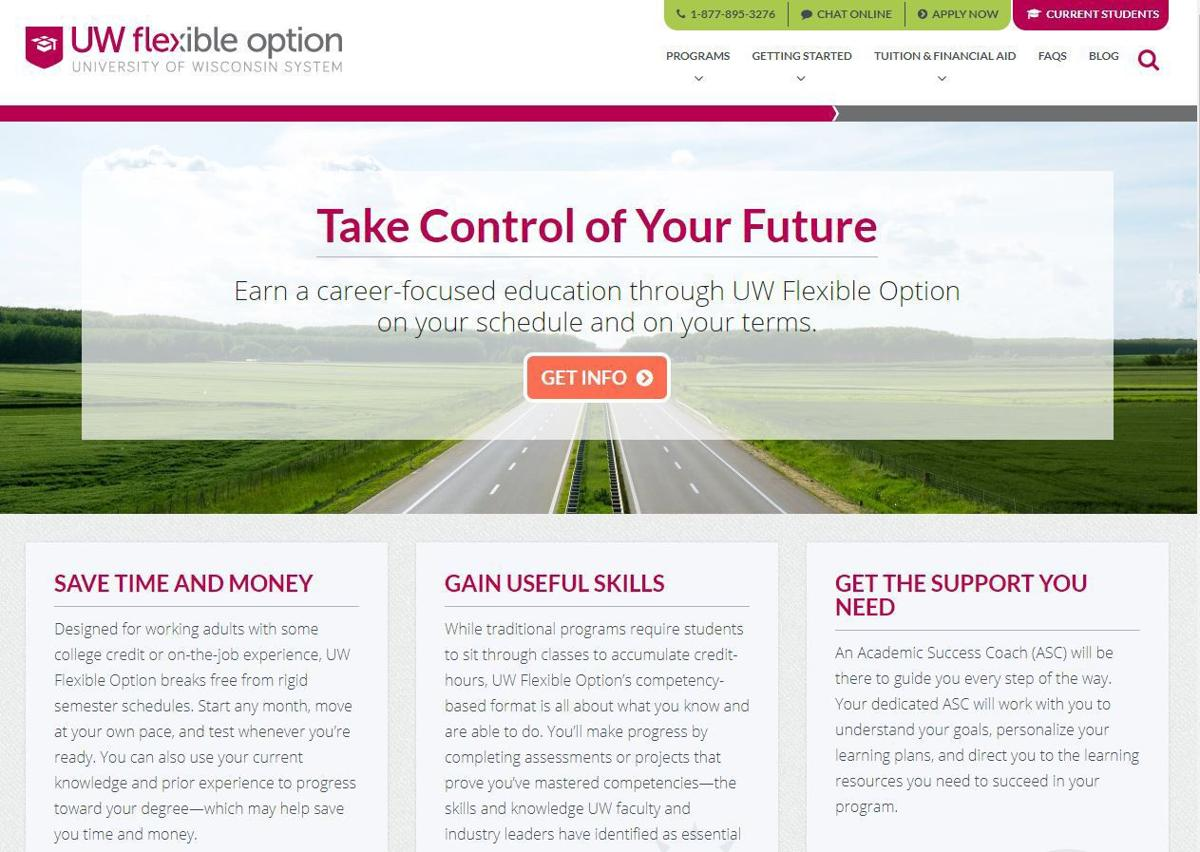 UW Flexible Option