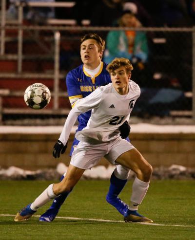 Prep boys soccer photo: McFarland's Zach Nichols