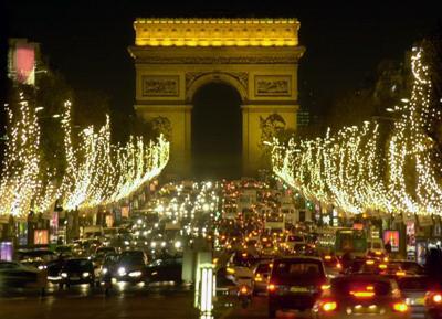 PARIS DECORATED