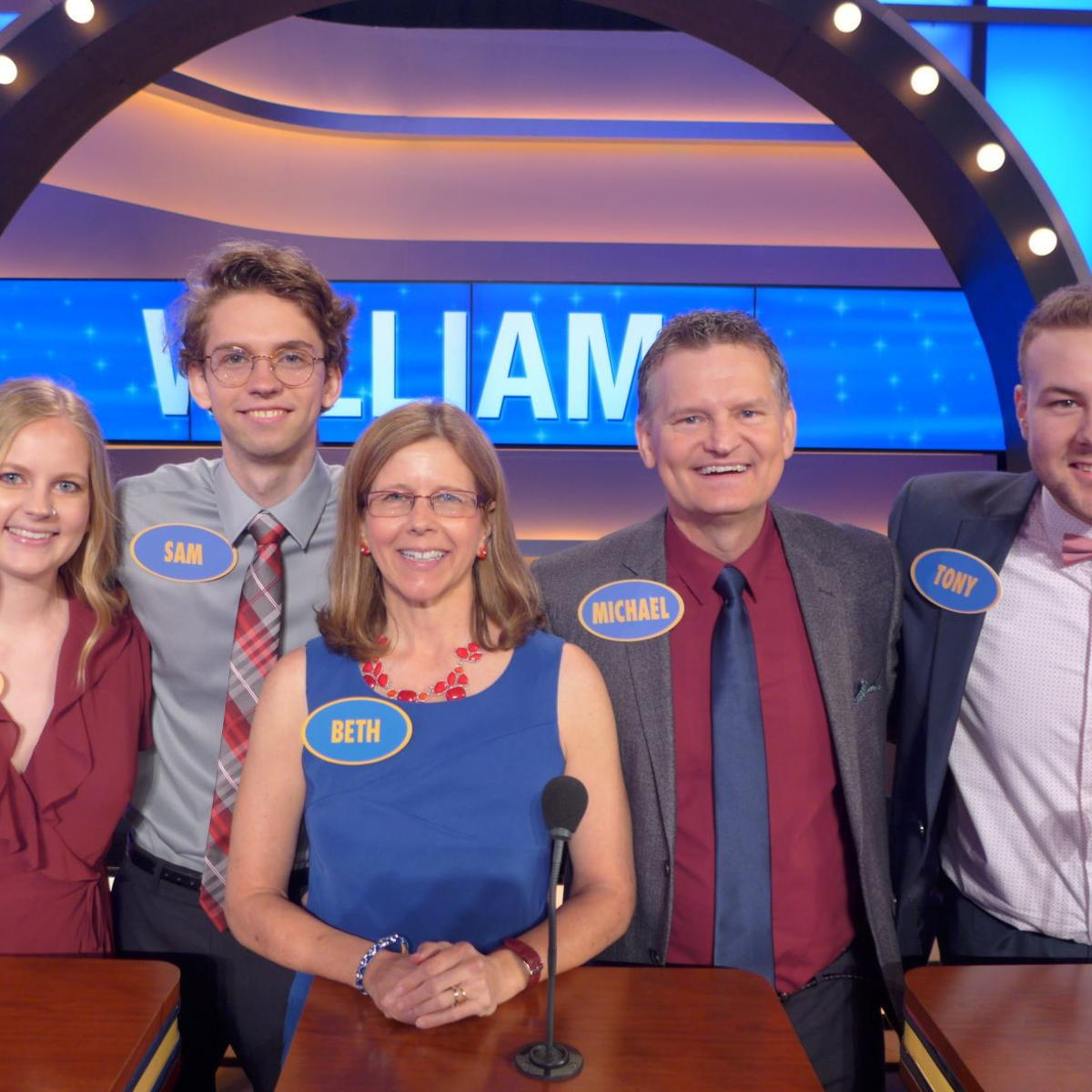 Madison family to compete Wednesday on 'Family Feud