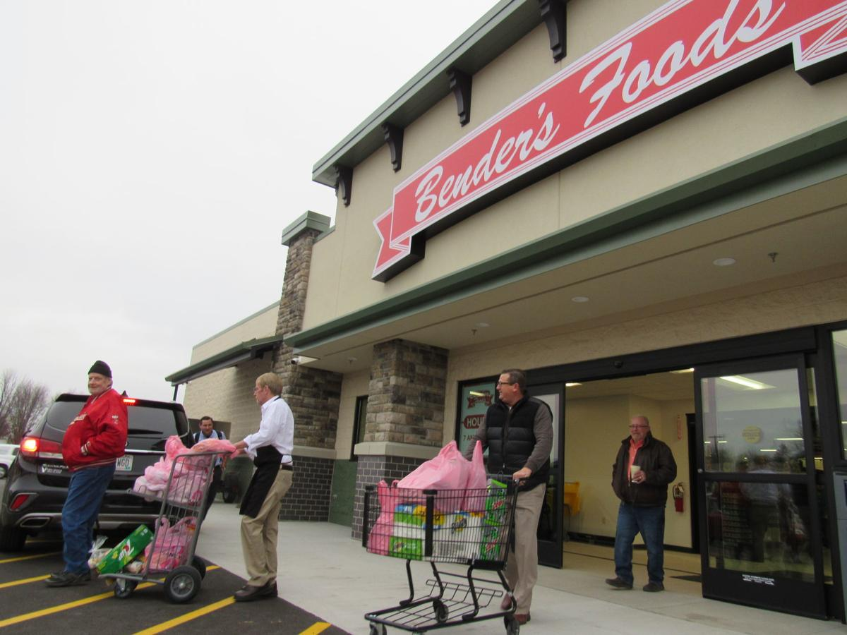 Not taken for granted, bigger grocery store celebrated in