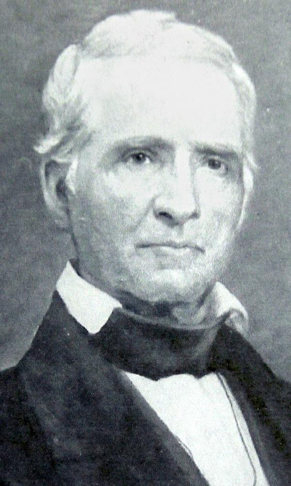 GOVERNOR HENRY DODGE
