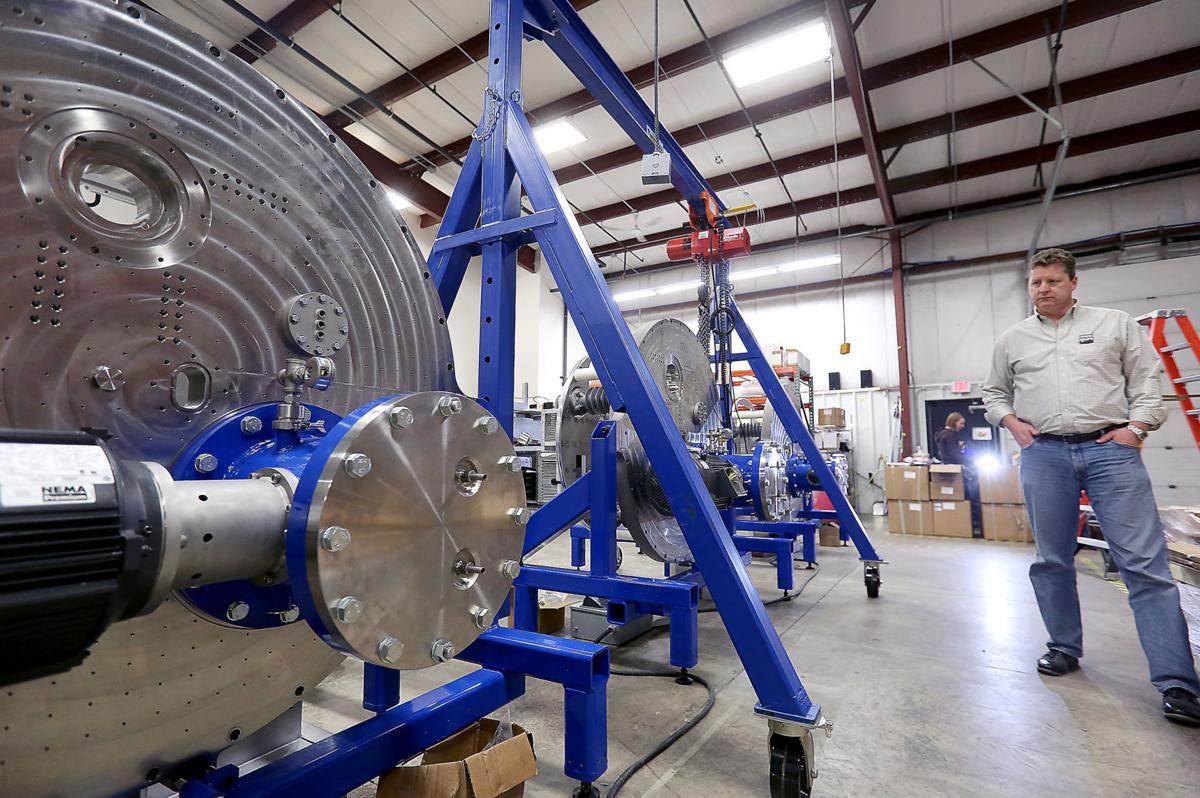 Monona nuclear lab Phoenix adds investors, employees and