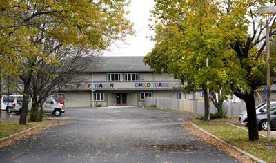 Former men's homeless shelter site