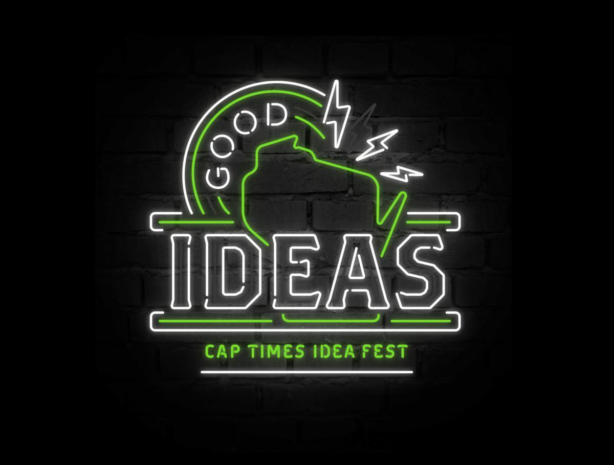 Cap Times Idea Fest 2018 T-shirt design