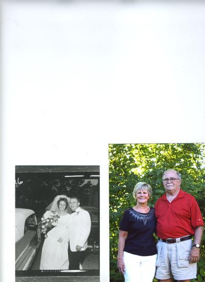 Happy 50th Wedding Anniversary Bill and Donna