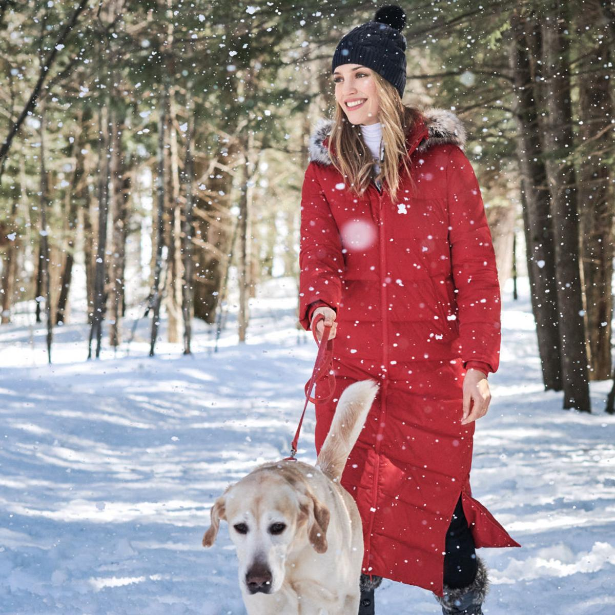 622d9555d Lands' End coat is one of Oprah Winfrey's 'Favorite Things ...