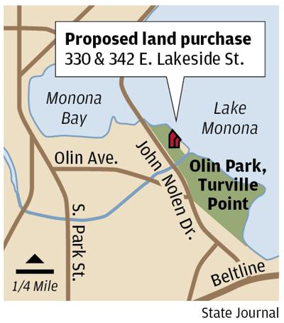 Lakeside land purchase