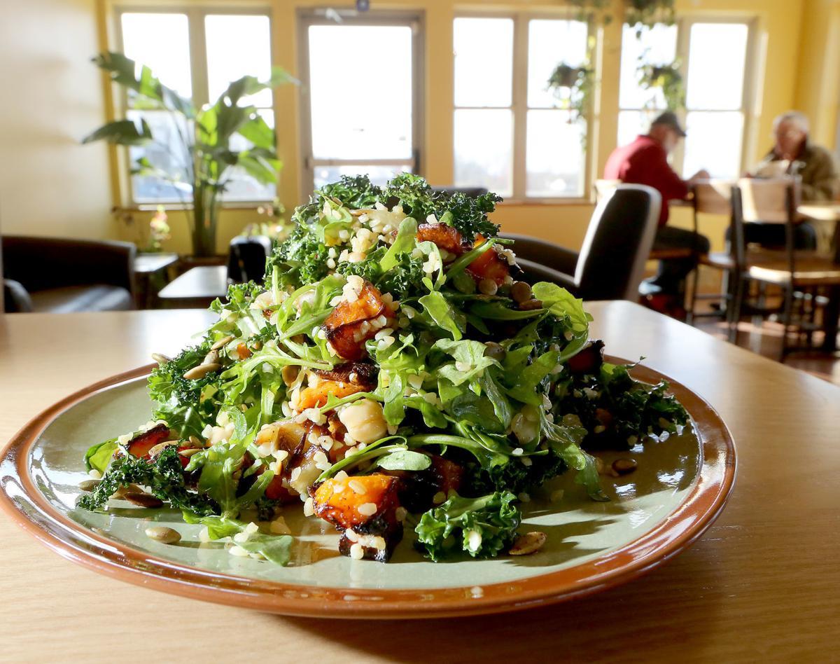 Athens Grill salad