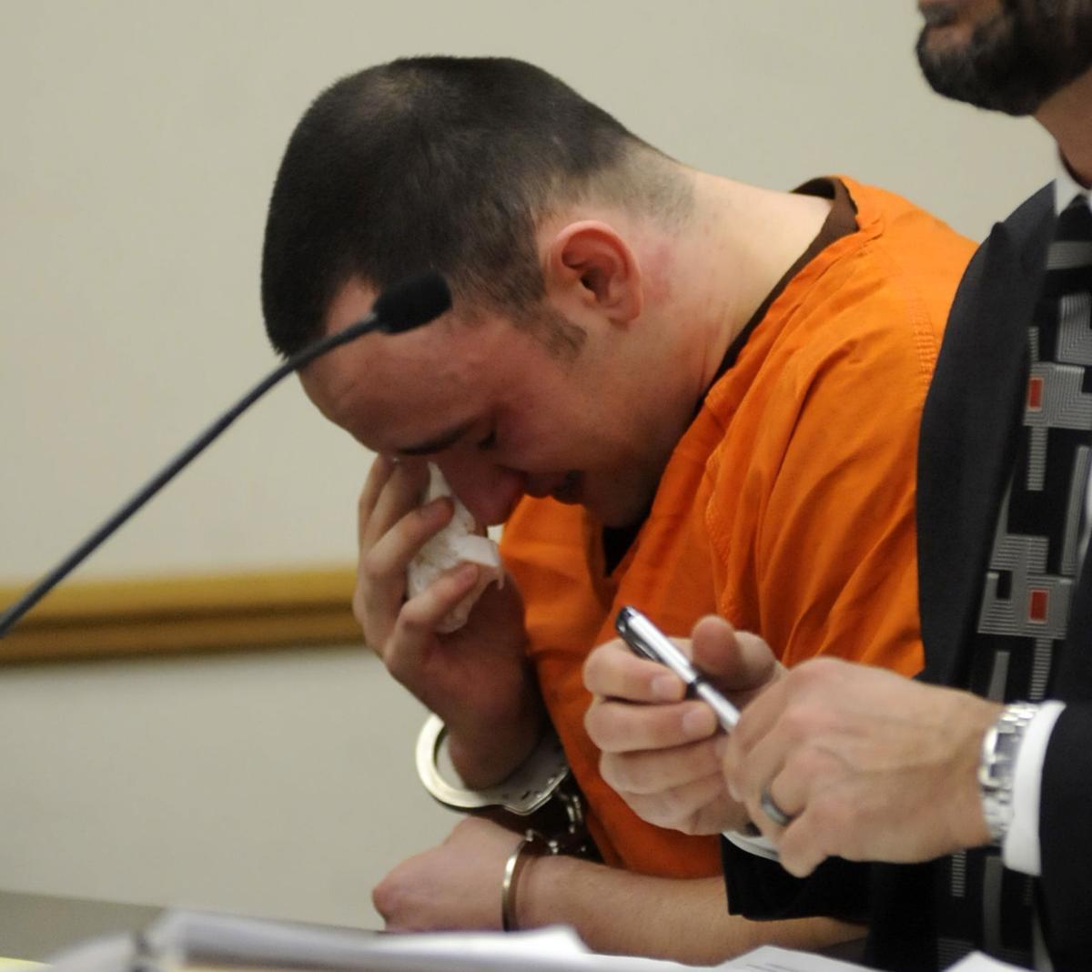 Ruohonen Sentencing