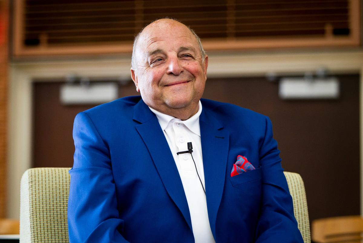UW athletic director Barry Alvarez, generic file photo