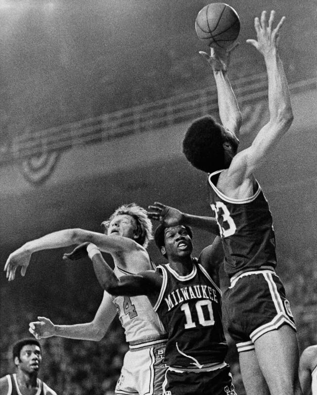 Photos: Bucks' 1971 title team   Basketball   madison.com