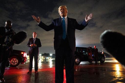 Report: Trump disparaged US war dead as 'losers,' 'suckers' (copy)