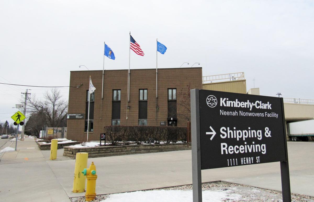 Kimberly-Clark session