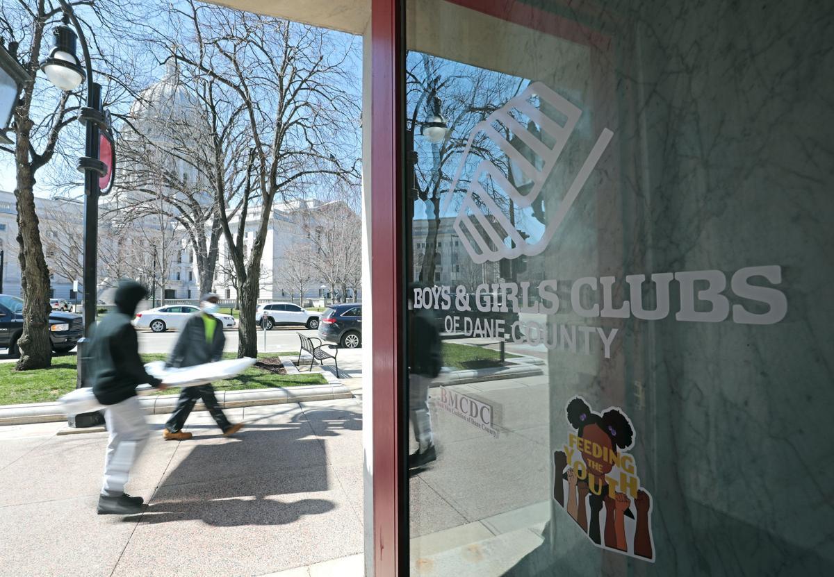 Boys & Girls Clubs of Dane County's Downtown hub