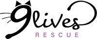 9 Lives Rescue Logo 9 LIVES RESCUE