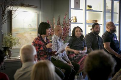 Lynhall Event: Insiders or Outsiders: Who Owns Asian Food?