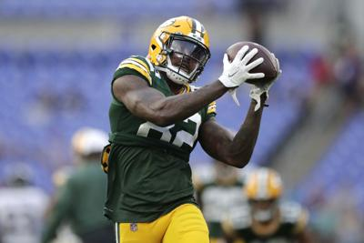 Packers receiver J'Mon Moore posts video, photos from