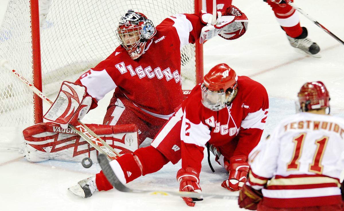 NCAA Midwest Regional hockey 2008