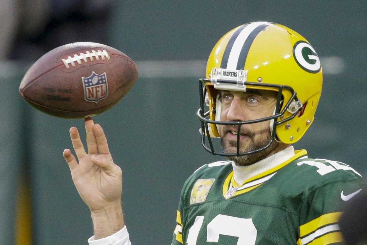 Exclusive: Aaron Rodgers — in his own words — on his 'journey of  self-actualization,' why he's kinder now, and why he's not worried about  how many more Super Bowl chances he has