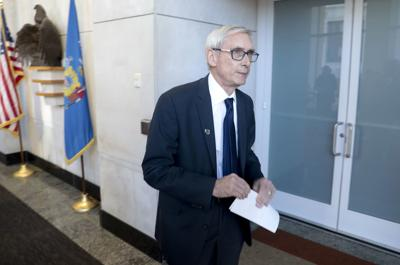 Tony Evers says bill signing overrides will of the people