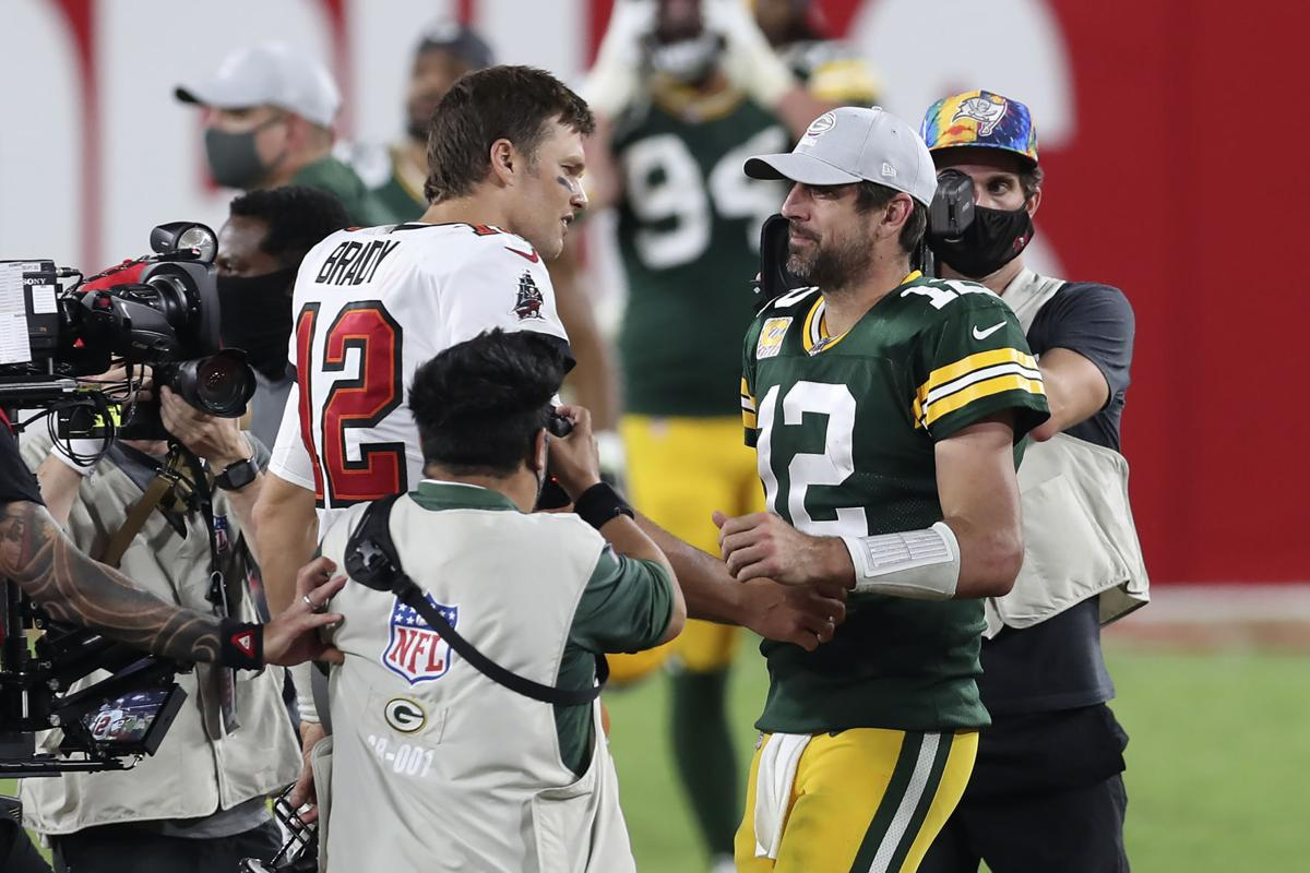 NFC title game will be rematch with Buccaneers — and Aaron Rodgers vs. Tom Brady — but this time at Lambeau Field | Pro football | madison.com