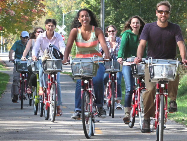My summer with B-cycle: A reporter spends a season with Madison's